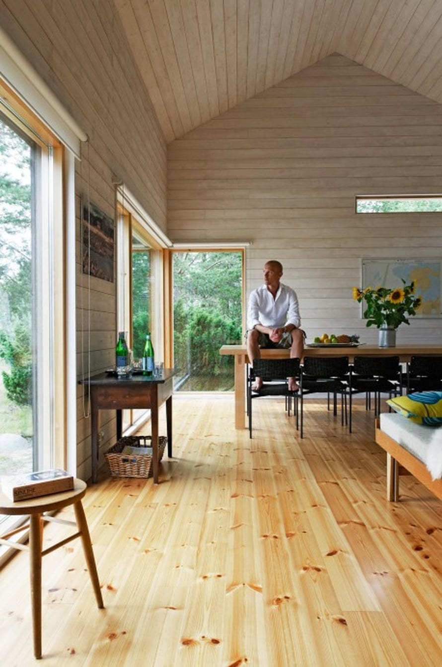 Rullaverhot ovat huomaamattomin ja samalla peittävin vaihtoehto ikkunoihin. kuva, Lars Rebers