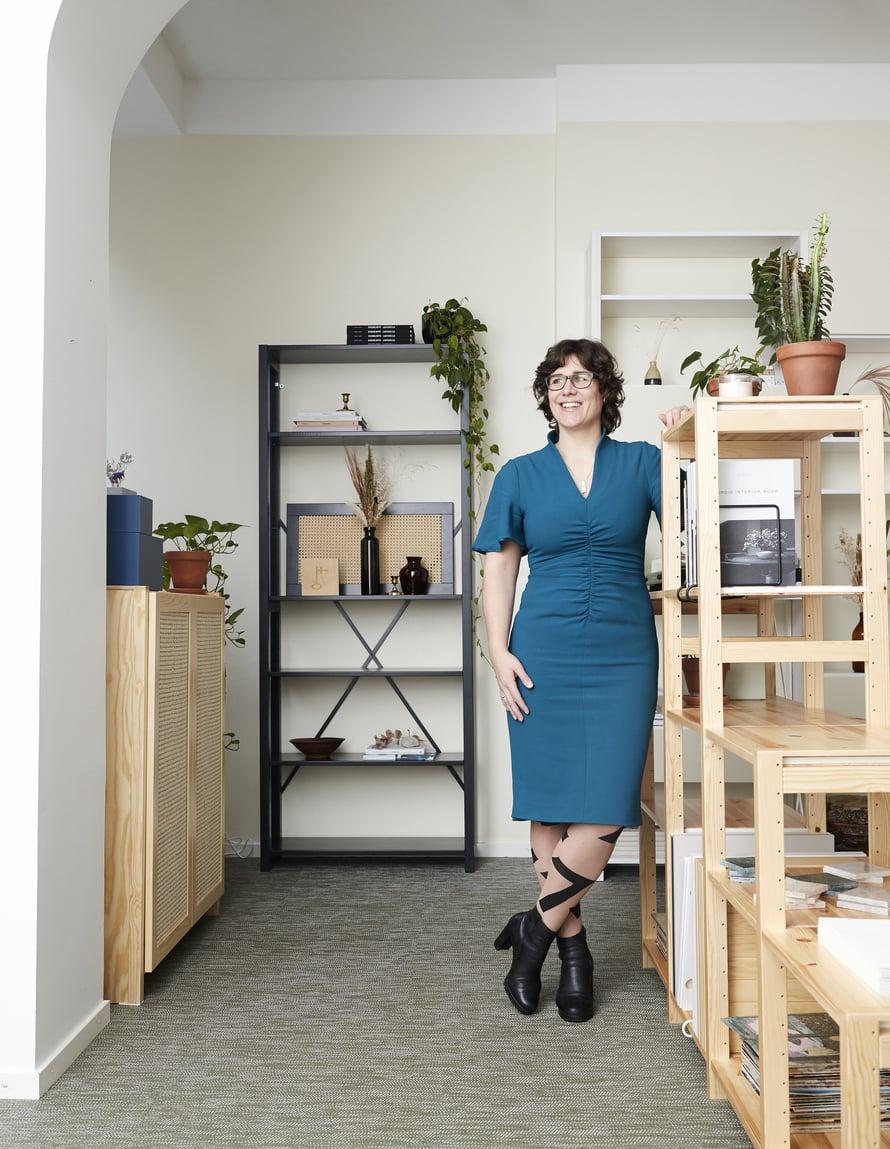 Michaela von Wendt aloitti Lundian toimitusjohtajana vuonna 2011 ollessaan 31-vuotias.
