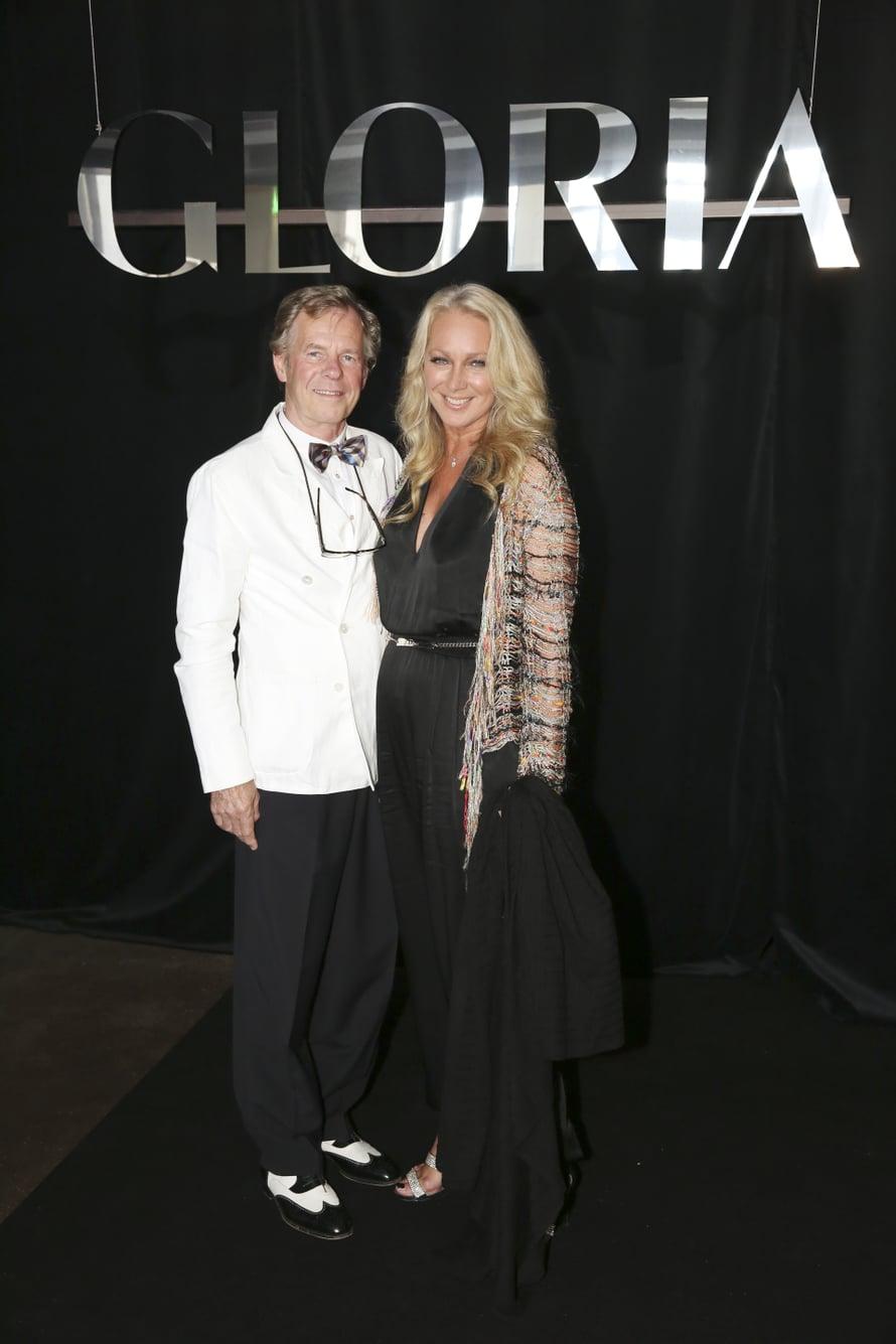 Seppo Hannikainen  ja Leena Sarvi