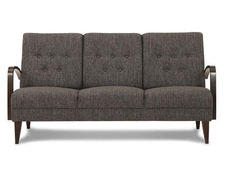 <p><p>Kuin isoisältä peritty... Puurunkoisessa Emma-sohvassa on nostalgista tunnelmaa, 659 e, Ellos.</p></p>