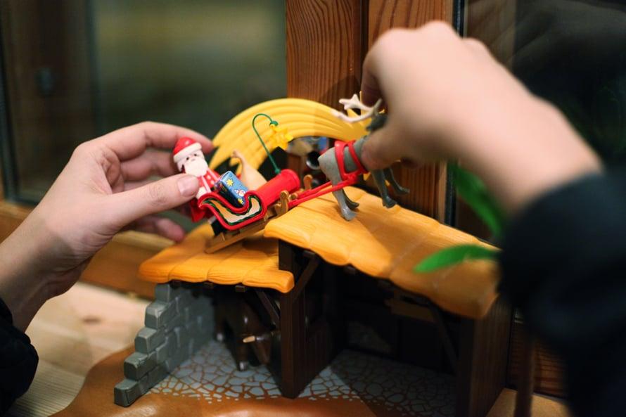 joulu; joulukuvaelma; suutarin talossa