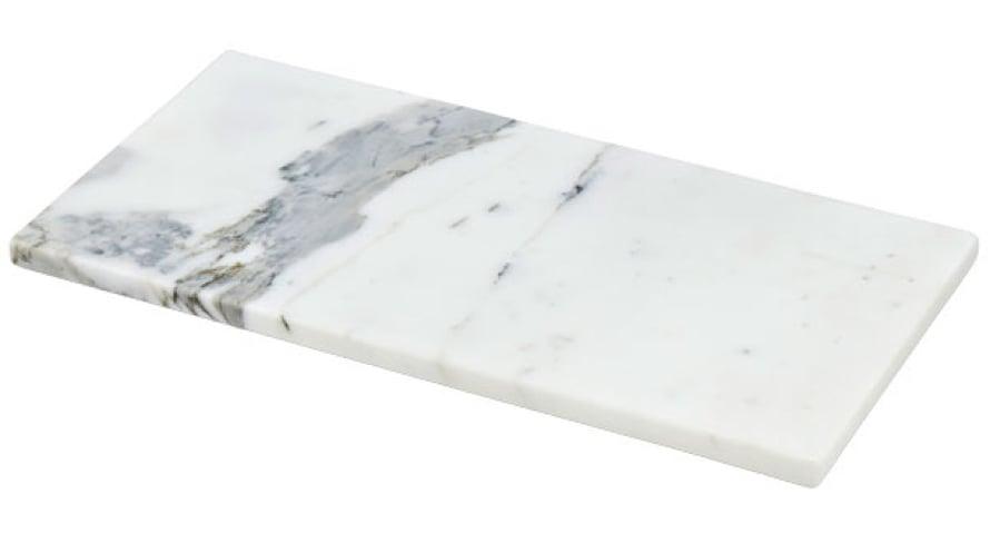 Hayn marmorisen Chop chop -leikkuulaudan elävä kuviointi ihastuttaa, 143 e, Formverk.