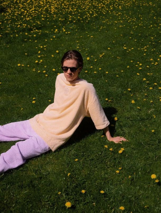 Jouten-merkin vaatteet sopivat rentoon oleiluun.
