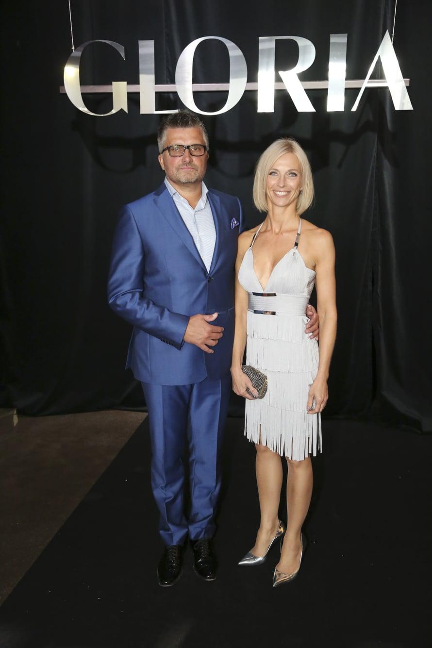Pekka Ylänkö ja Johanna Perkki