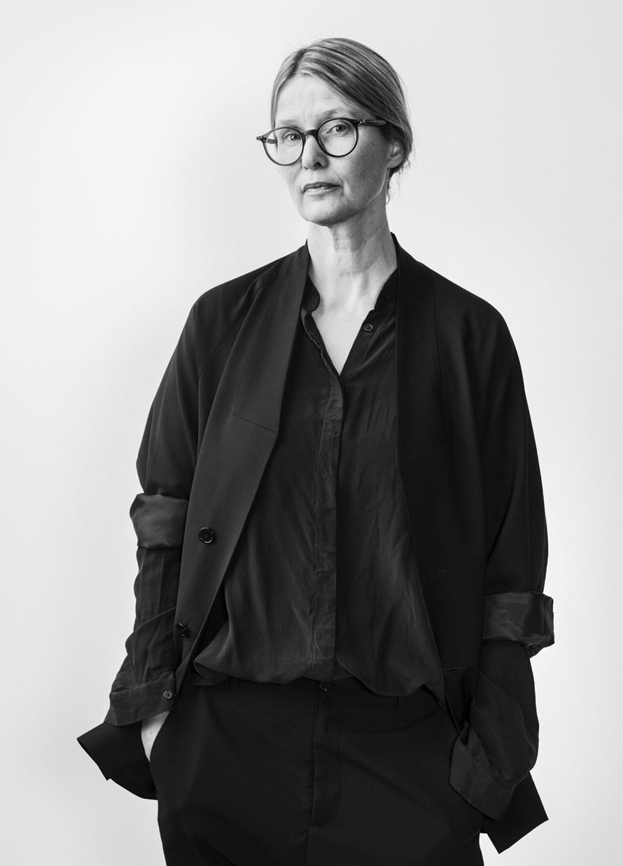 Carina Seth Andersson ei usko suunnittelussa hetken trendeihin.