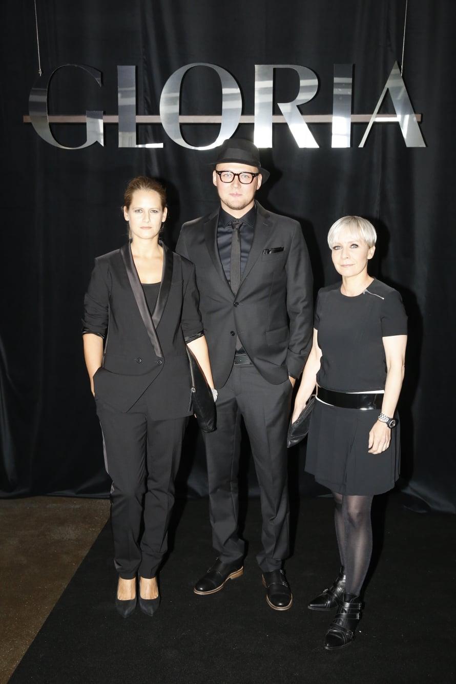 Sofia Oksanen, Juha Mustonen, Marika Orkamo