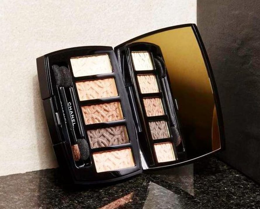 Chanel Entrelacs Eyeshadow