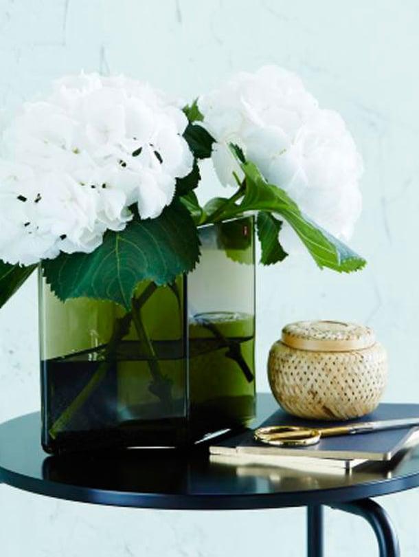 """Pyydä ystävää tuomaan sinulle muhkea syyshortensian oksa. Kukka piristää mieltä ja hortensiat ovat nyt kauneimmillaan. Kuva: <span class=""""photographer"""">Emilia Forsman ja Anna Huovinen</span>"""